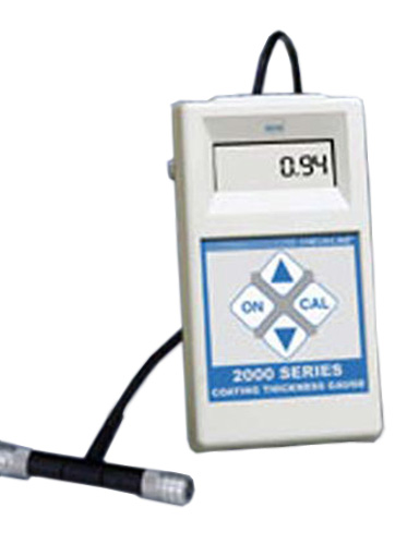 2000 Series Coating Thickness Gauge