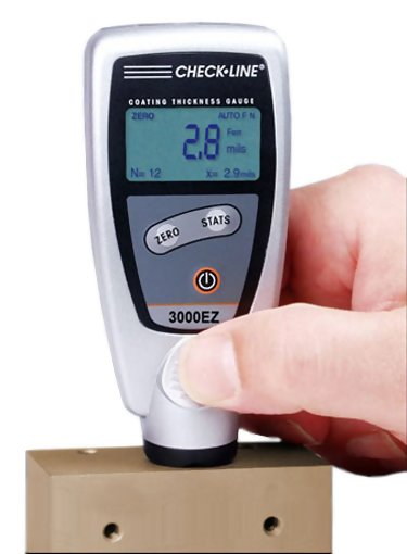 3000EZ Series Coating Thickness Gauge