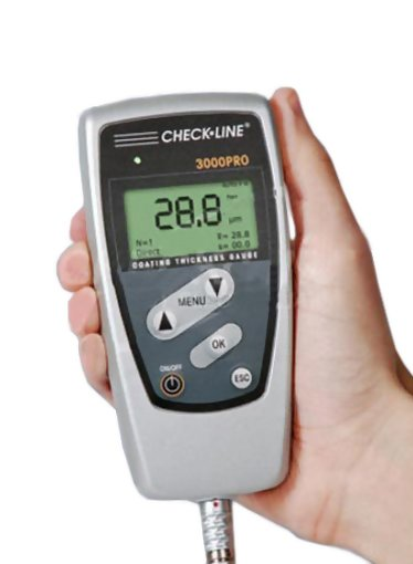 3000PRO Coating Thickness Gauge