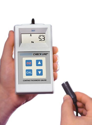 Checkline DCF-900 Series Coating Thickness Gauge