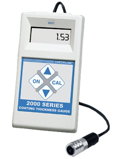 DCF-2000 Superior Performance Coating Thickness Gauge