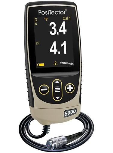 DeFelsko FNDS1-G PosiTector 6000 FNDS1 Duplex Standard Coating Thickness Gage