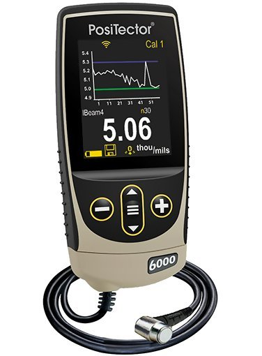 DeFelsko FRS3-G PosiTector 6000 FRS3 Advanced Ferrous Coating Thickness Gage
