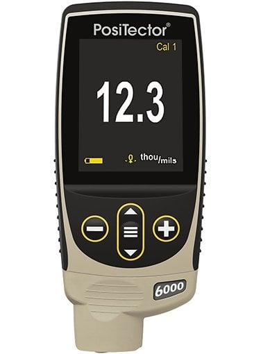 DeFelsko FT1-G PosiTector 6000 FT1 Standard Coating Thickness Gage