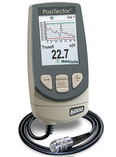 DeFelsko FTS3-E PosiTector 6000 FTS3 Advanced Coating Thickness Gage