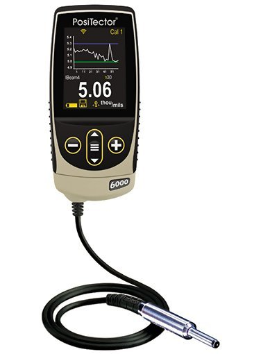DeFelsko N0S3-G PosiTector 6000 N0S3 Advanced Non-Ferrous Coating Thickness Gage