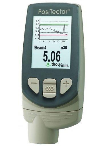 DeFelsko N3-E PosiTector 6000 N3 Advanced Non-Ferrous Coating Thickness Gage