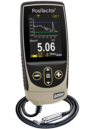 DeFelsko N45S3-G PosiTector 6000 N45S3 Advanced Non-Ferrous Coating Thickness Gage