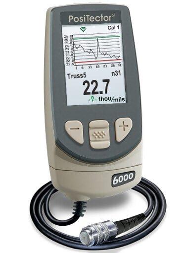 DeFelsko NAS3-E PosiTector 6000 NAS3 Advanced Anodized Aluminum Coating Thickness Gage