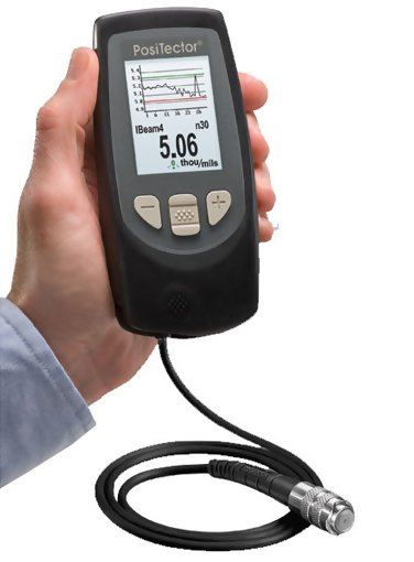 DeFelsko NAS3-E PosiTector 6000 NAS3 Advanced Coating Thickness Gauge