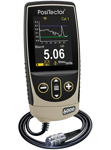 DeFelsko NAS3-G PosiTector 6000 NAS3 Advanced Anodized Aluminum Coating Thickness Gage
