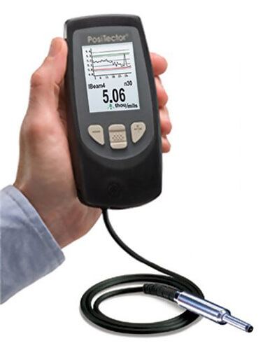 DeFelsko PosiTector 6000 Adv F0S3 N0S3 Coating Thickness Gauges
