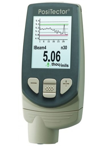 DeFelsko PosiTector 6000 Adv F3 N3 FN3 Coating Thickness Gauges