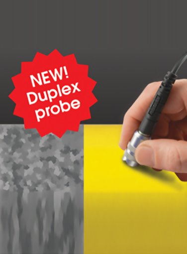 DeFelsko PosiTector 6000 FNDS Cabled Spare Probe for Duplex Coatings