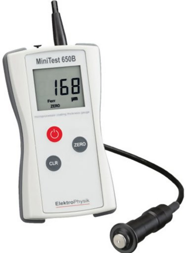 ElektroPhysik MiniTest 650B Coating Thickness Gauge
