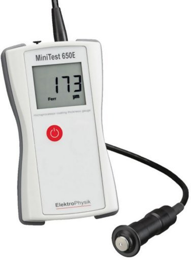 ElektroPhysik MiniTest 650E Coating Thickness Gauge
