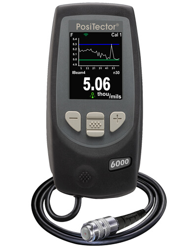 PosiTector 6000 Adv FS3 NS3 FNS3 Coating Thickness Gauges