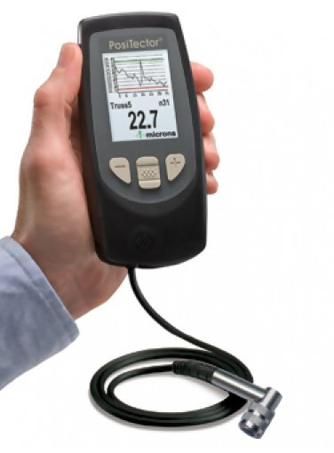PosiTector 6000 FRS3 Advanced Coating Thickness Gage